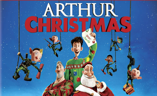 about arthur christmas arthur it threatens to end the magic of christmas the emoji movie surfs up 2 wavemania information the studio - Arthur Christmas Full Movie Online