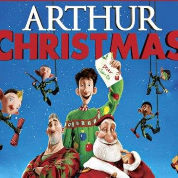 arthur christmas debuts on blu ray 3d blu ray and dvd with ultraviolet on november 6 - Arthur Christmas Dvd