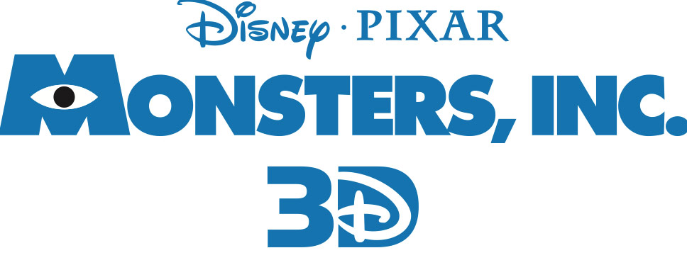 "disney releases ""monsters, inc"" on blu-ray 3d 2/19"