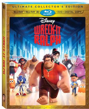 Wreck It Ralph Blu