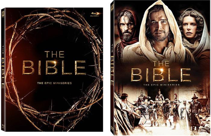 bible miniseries dvd
