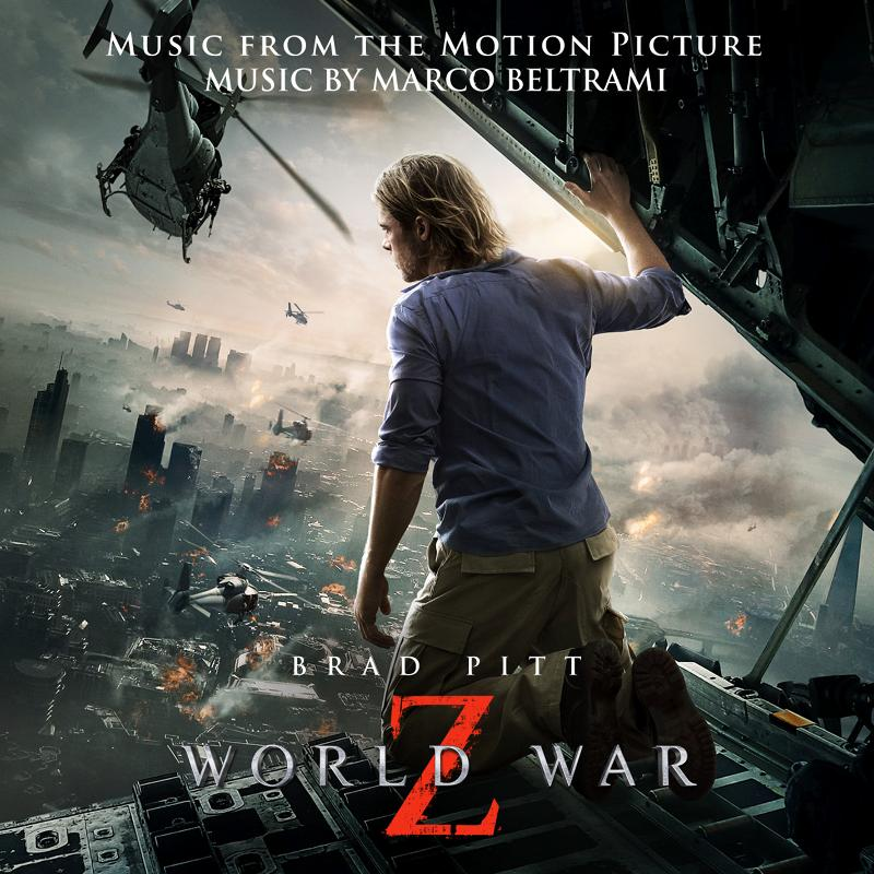 World War Z Marco Beltrami Soundtrack Review