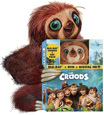The Croods toy
