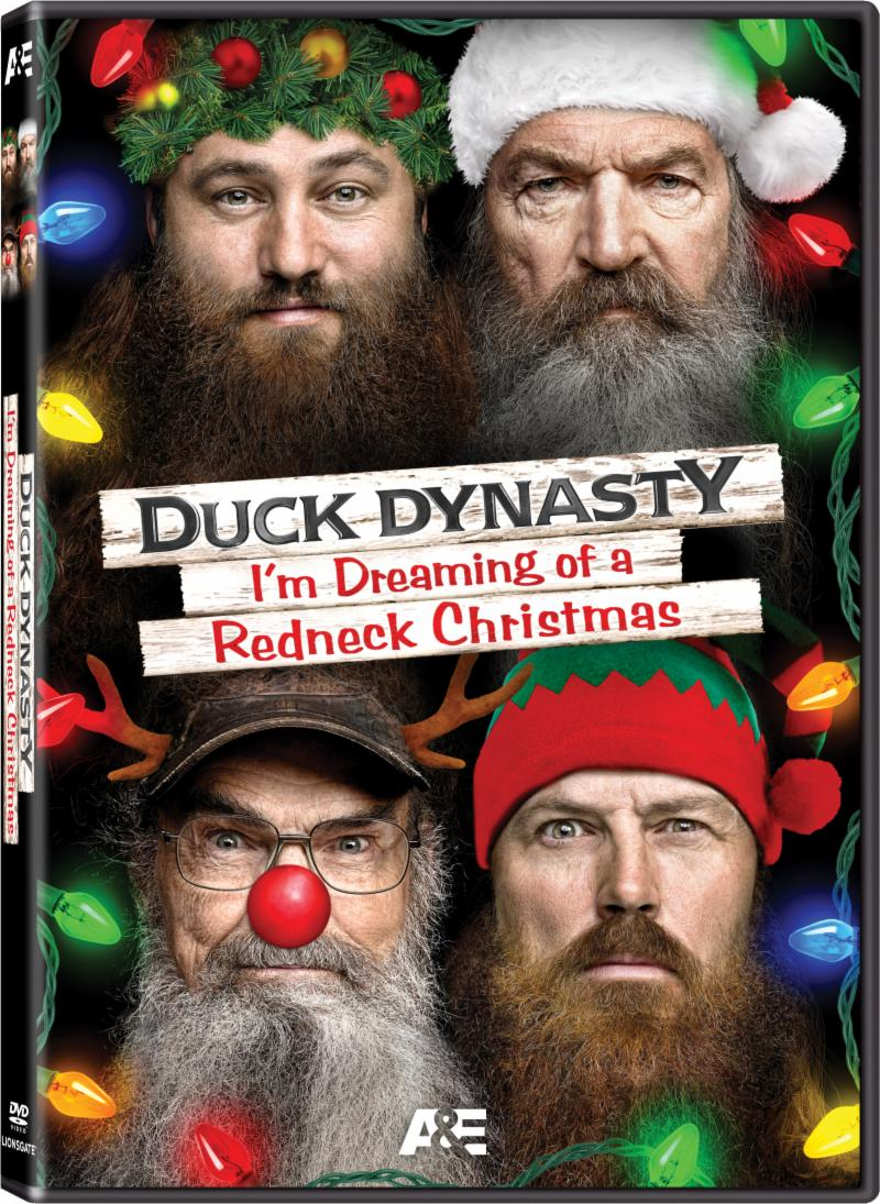 Duck Dynasty®: I\'m Dreaming of a Redneck Christmas will be available ...