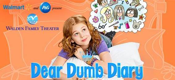 Dear dumb diary premiere on friday sept 6 at 8pm et on the