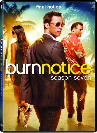 burn notice 7