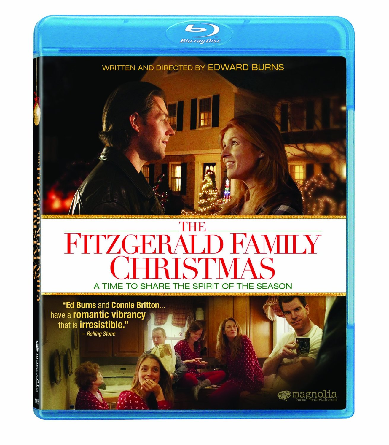 heartfelt and humorous the fitzgerald family christmas arrives on blu ray and dvd november 5 from magnolia home entertainment - Fitzgerald Christmas