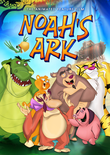 noahs ark animated