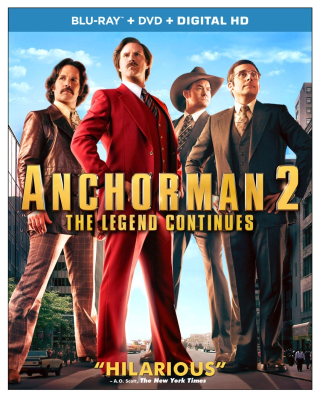 indepth �anchorman 2 the legend continues� bluray