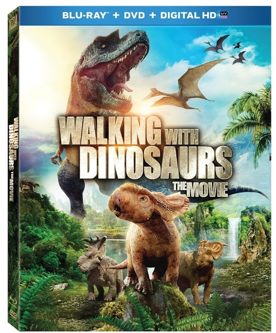 walking with dinosaurs box