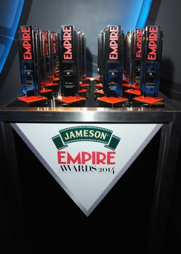 Jameson Empire Awards 2014