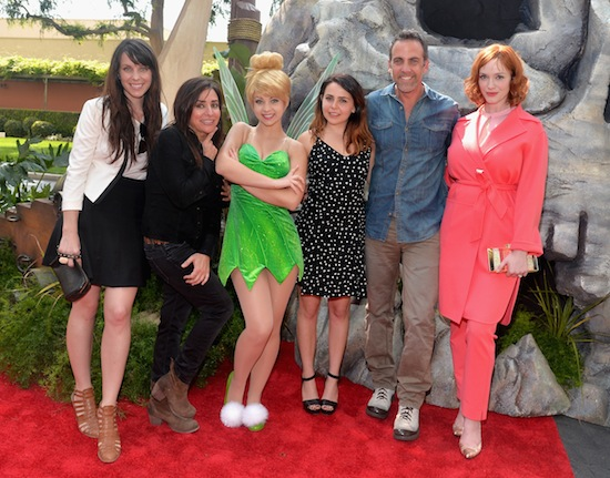 pirate fairy premiere