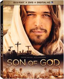 son of God dvd
