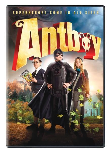 Antboy DVD 2D