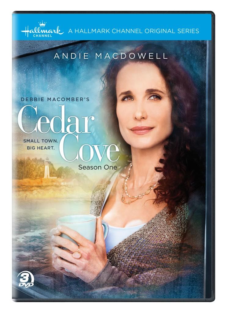 Cedar Cove, Season 1 DVD 2D