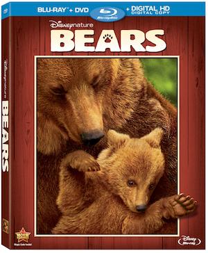 disney nature bears