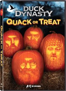 Duck Dynasty Quack Or Treat