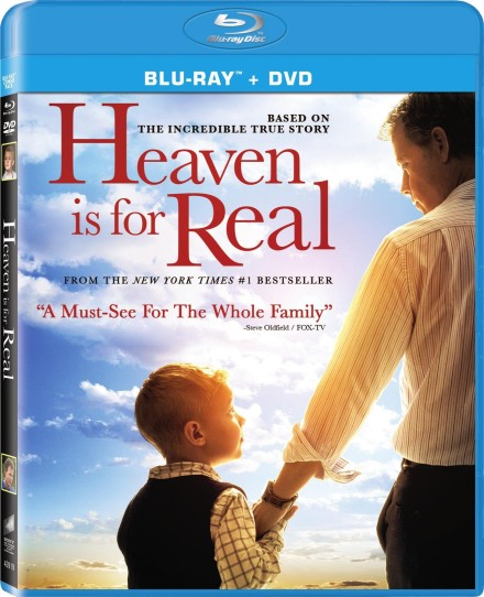 heaven is for real blu