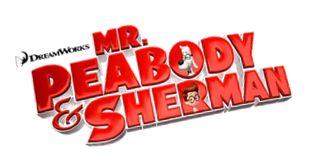 MR. PEABODY & SHERMAN logo