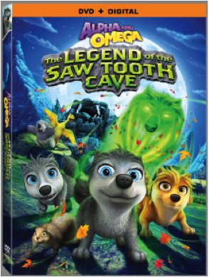 Alpha and Omega The Legend of the Saw Tooth Cave