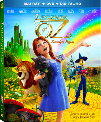 Legends of Oz Dorothy's Return