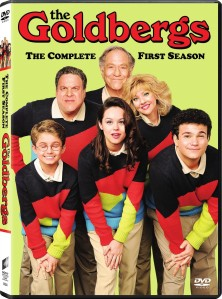 The Goldbergs_S1_DVD_FrontLeft