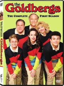The Goldbergs_S1_DVD_FrontLeft