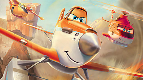 """News 4 Tucson >> """"Disney's Planes: Fire & Rescue"""" Flies Home to Blu-ray 11 ..."""