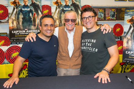 stan lee captain america