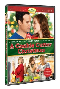 A Cookie Cutter Christmas DVD 3D