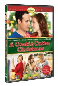 A Cookie Cutter Christmas DVD 3D