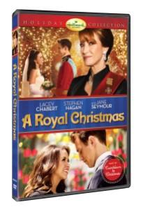A Royal Christmas DVD 3D