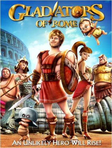 Gladiators of Rome Key Art
