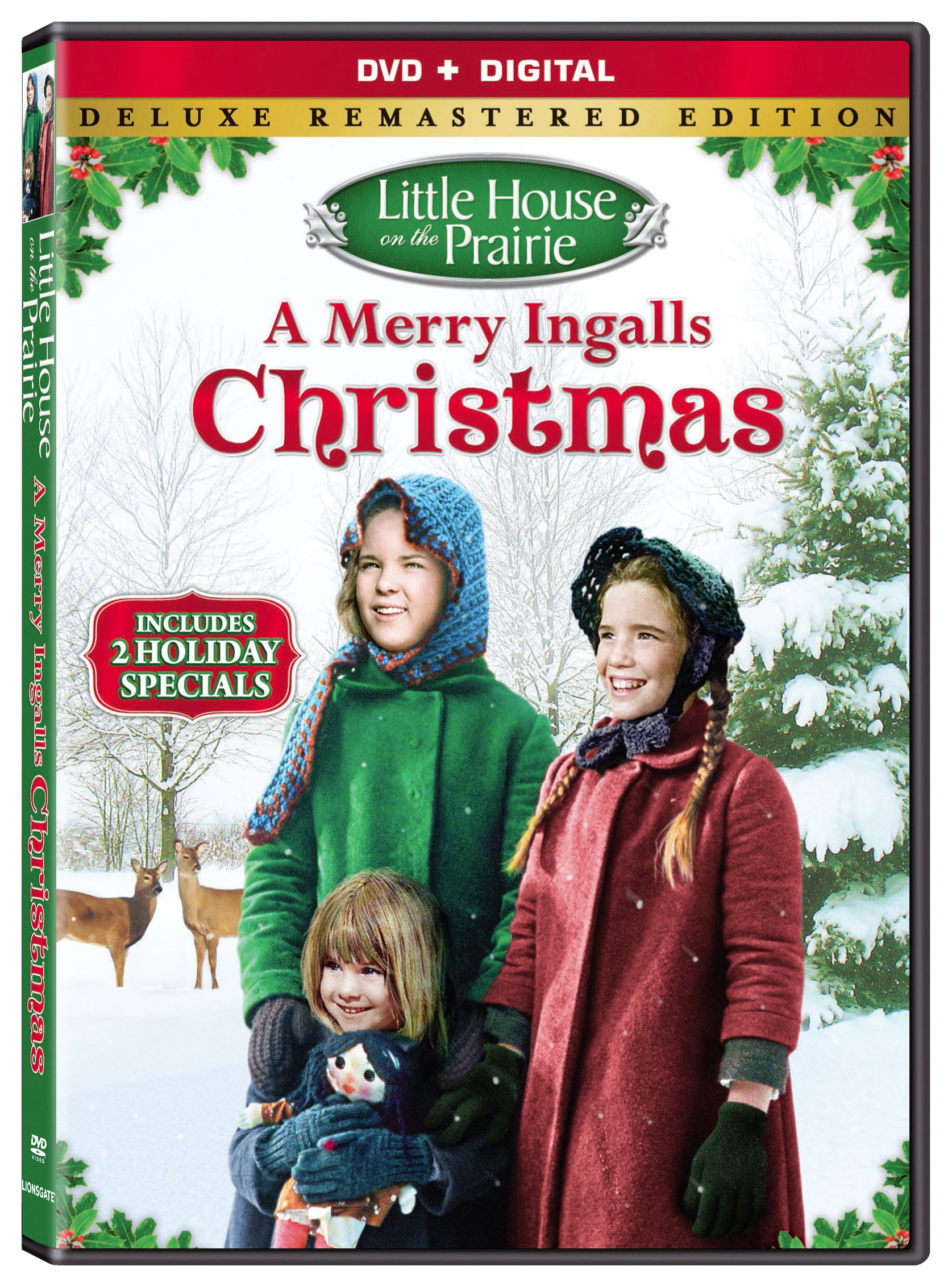 """Celebrate Christmas with The Ingalls with """"Little House On The ..."""