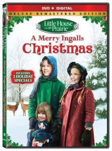 LITTLE HOUSE ON THE PRAIRIE A MERRY INGALLS CHRISTMAS