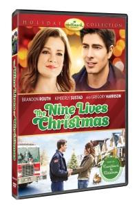 The Nine Lives of Christmas - DVD 3D