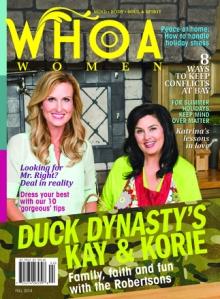 whoa women duck