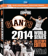 Giants world series