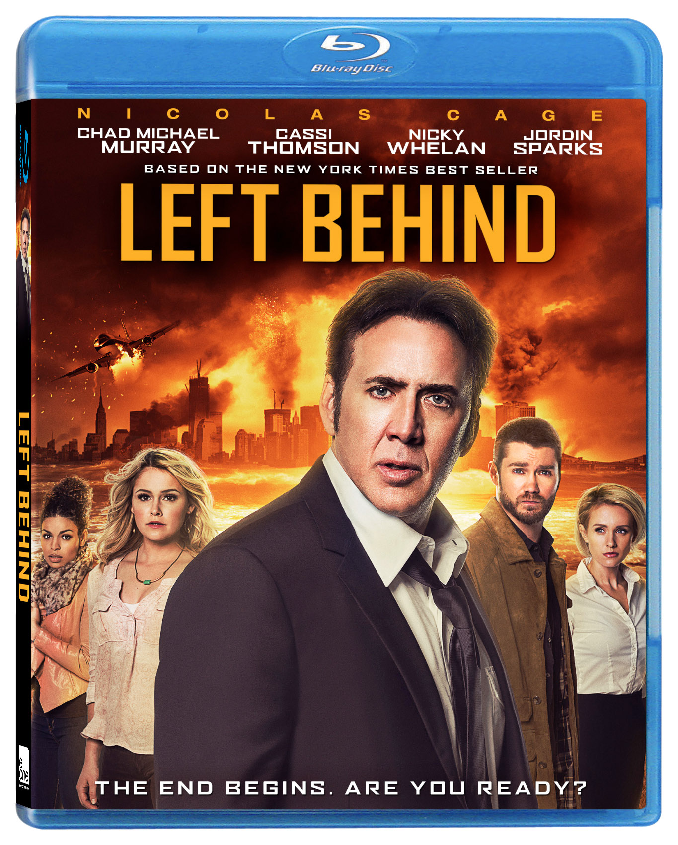"""""""LEFT BEHIND,"""" THE APOCALYPTIC ACTION-THRILLER STARRING ..."""