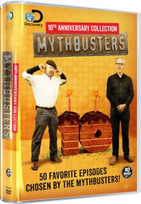 Mythbusters 10th Anniversary 3D