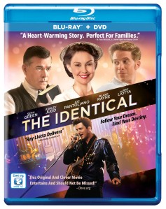 The Identical BD-DVD Combo 2D