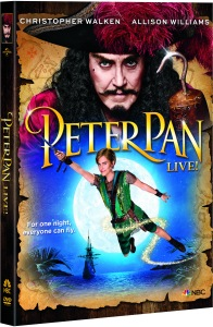 Peter Pan Live - Pack Shot 3D