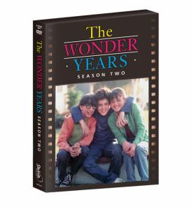 THE WONDER YEARS COMPLETE second season