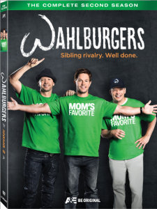 Wahlburgers The Complete Second Season