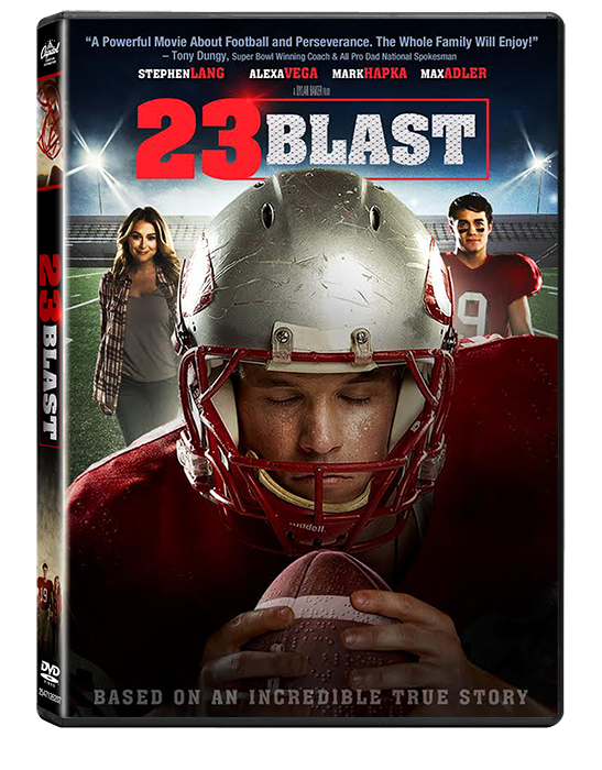 23 BLAST / DVD & Digital HD Releases Everywhere on January 20 ...