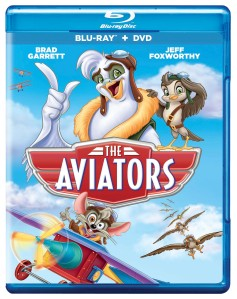 The Aviators Blu-ray 2D