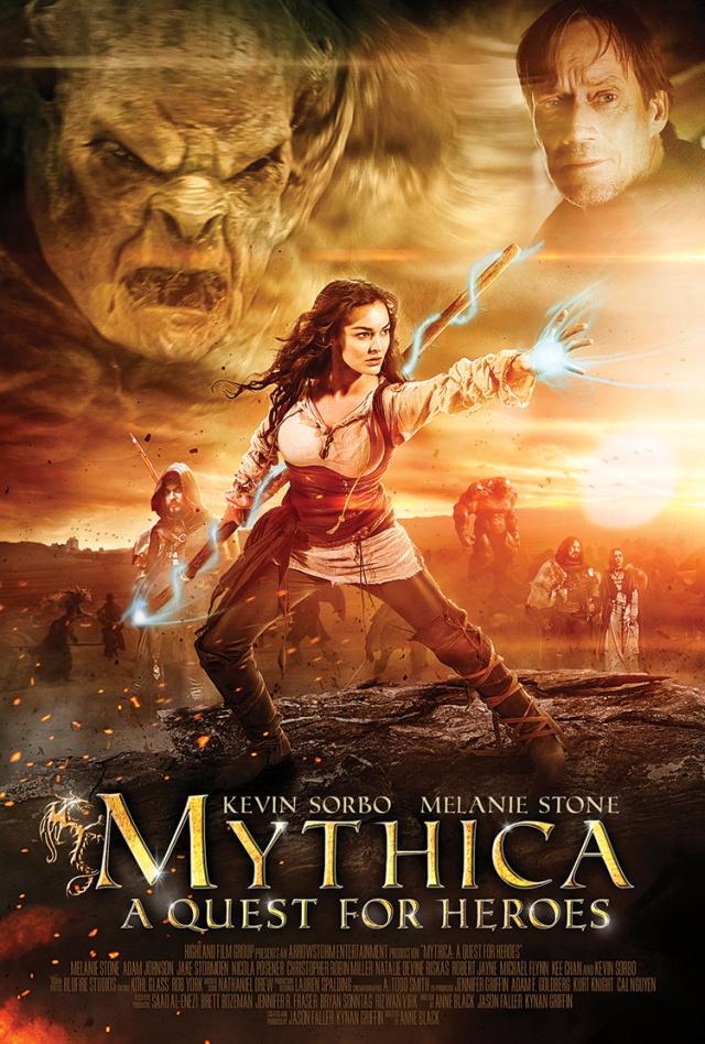 Mythica Filme
