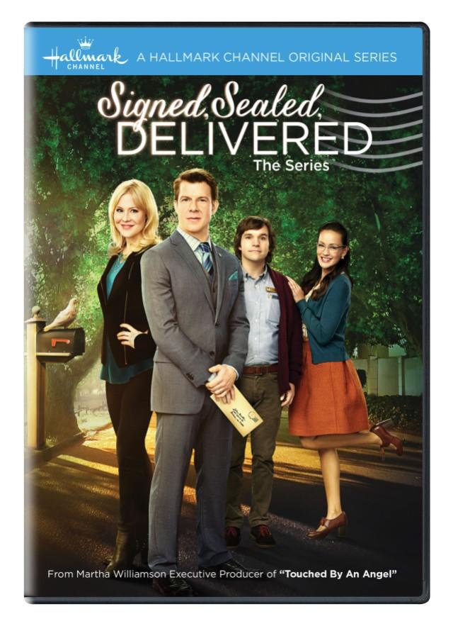 Signed, Sealed, Delivered-The Series DVD 2D