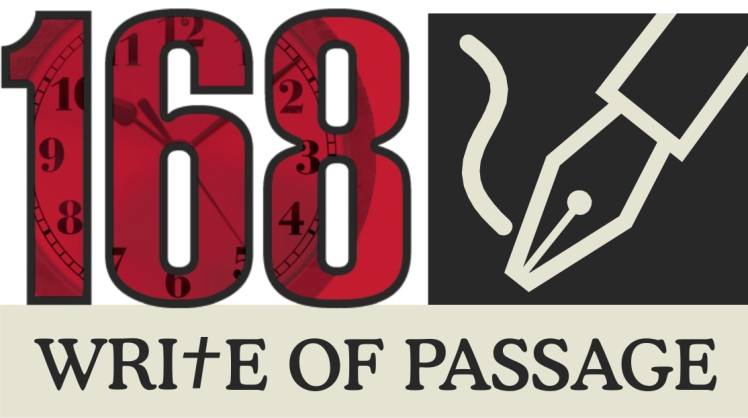 168 write of passage