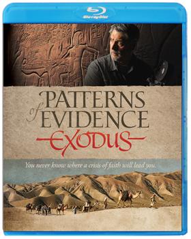 patterns of evidence blu